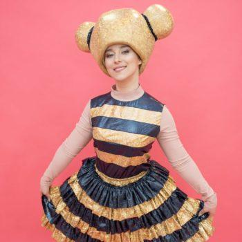 """Пчелка """"Куколки Лол"""""""